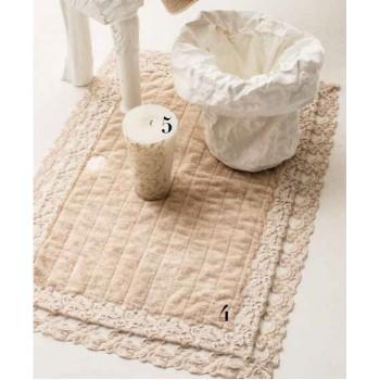 Коврик для ванной Arte Pura Farenze