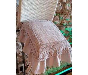 Накидка на стул Chez Moi Antika Roma