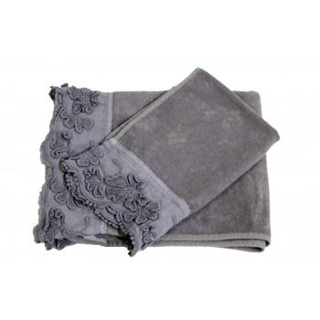 Набор махровых полотенец la FABBRICA del LINO Petali