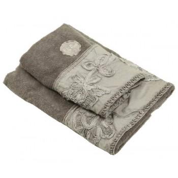 Набор махровых полотенец Мак Arte Pura