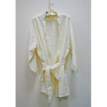 Халат la FABBRICA del LINO Riprese & Ribattute Kimono